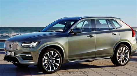 Volvo Xc 60 by Next Volvo Xc60 Rendered As Baby Xc90