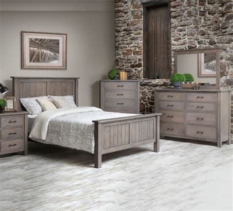 rustic white bedroom furniture heirloom mission bed set solid rustic white oak with