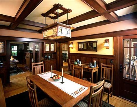 arts and crafts homes interiors american craftsman style houses how to build a house