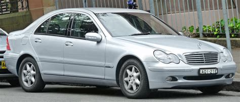 Mercedes C Class 2003 by 2003 Mercedes C Class Information And Photos