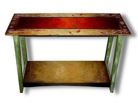 painted sofa tables studio 78 bombay painted sofa table artisan crafted
