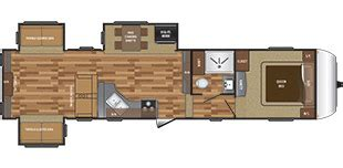 hideout rv floor plans keystone hideout floorplans a s rv center