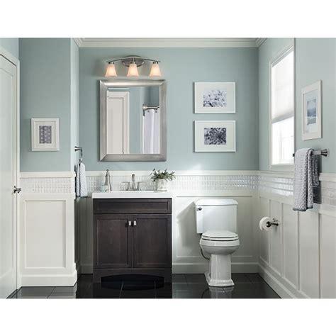bathroom vanity with top shop style selections drayden grey integral single sink