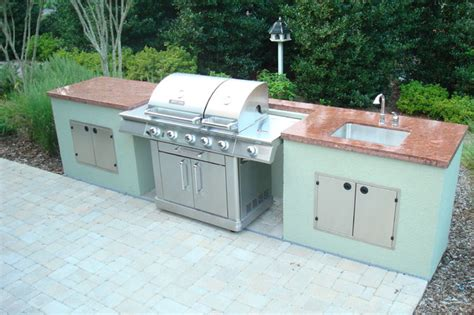 outdoor cooking area outdoor cooking area with removable grill traditional