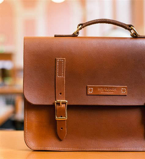 classic leather briefcase classic leather briefcase features leather goods clouds collective scoutmob product