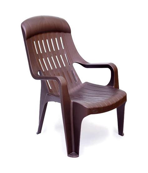 Price Of Chair by Nilkamal Weekender Garden Chair Weather Brown Buy