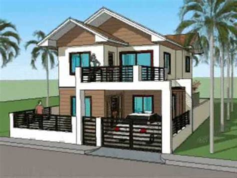 home design story levels simple house plan designs 2 level home