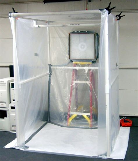 spray painting booths create a paint booth in your garage spray booth