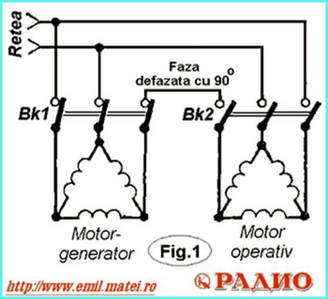 Motor Electric Monofazat Legaturi by Emil Matei Functionarea Electromotoarelor Trifazate La