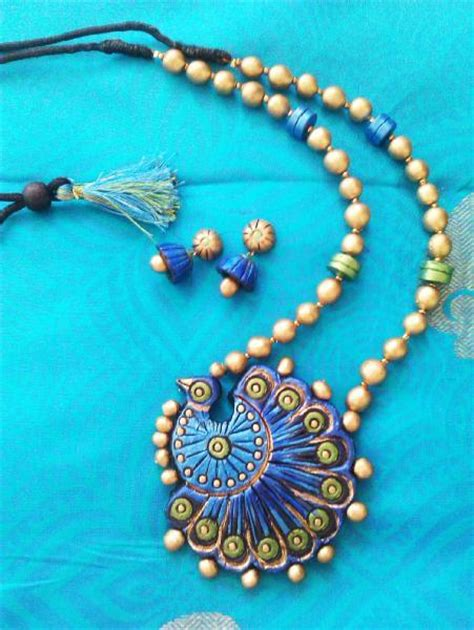 how to make terracotta jewelry advanced terracotta jewellery classes in tirupur by