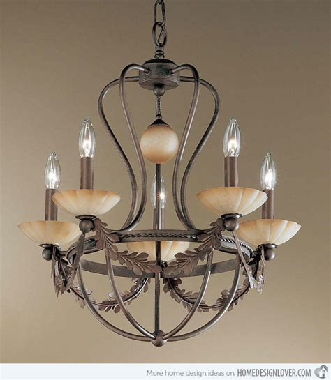 rustic chandeliers wrought iron 20 wrought iron chandeliers home design lover