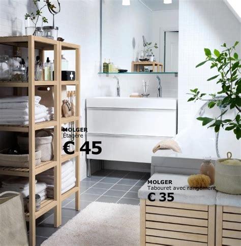 meuble rangement salle de bain ikea table de lit