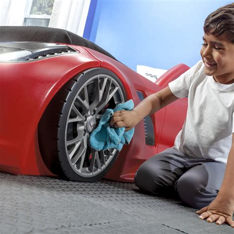 corvette toddler to bed corvette z06 toddler to bed beds step2