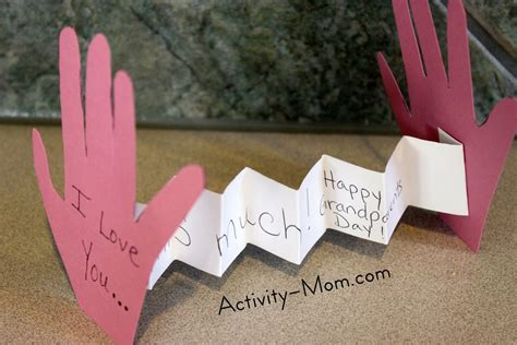 grandparents day craft ideas for the activity grandparents day craft