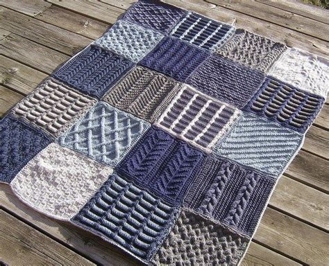 knitted squares for afghan 25 best ideas about knitting squares on