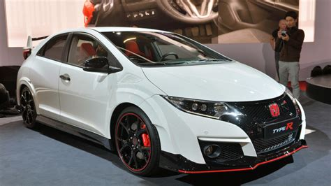 Honda Civic Type R Horsepower 2016 by 2016 Honda Civic Type R Shows Sometimes The Grass Really