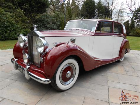 1951 Rolls Royce by 1951 Rolls Royce Silver Wraith H J Mulliner Touring Limousine