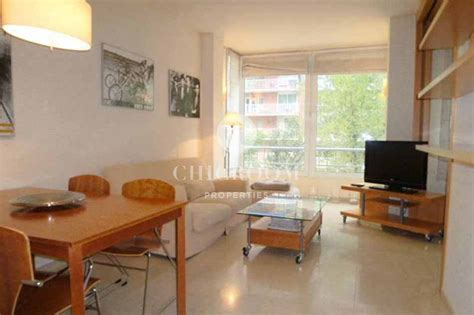 1 bedroom for rent furnished 1 bedroom apartment for rent pedralbes