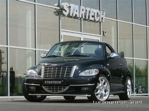 Chrysler Pt Cruiser Accessories by Exclusive Startech Accessories For The Chrysler Pt Cruiser
