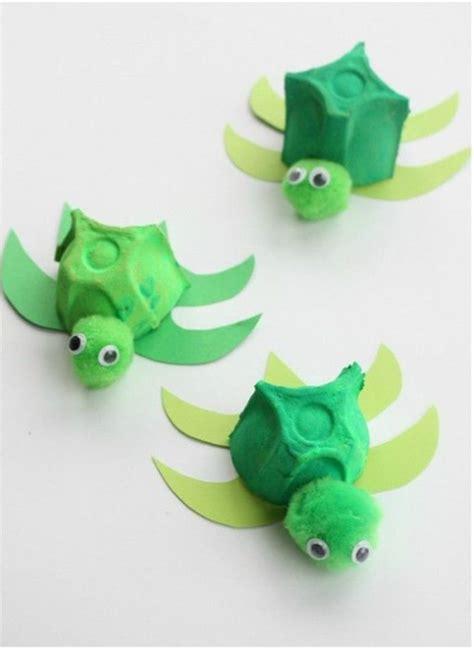 preschool for turtle and tortoise crafts activities for kindergarten