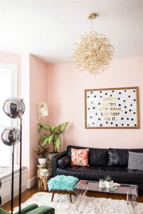 pink living room best 25 pink living rooms ideas on