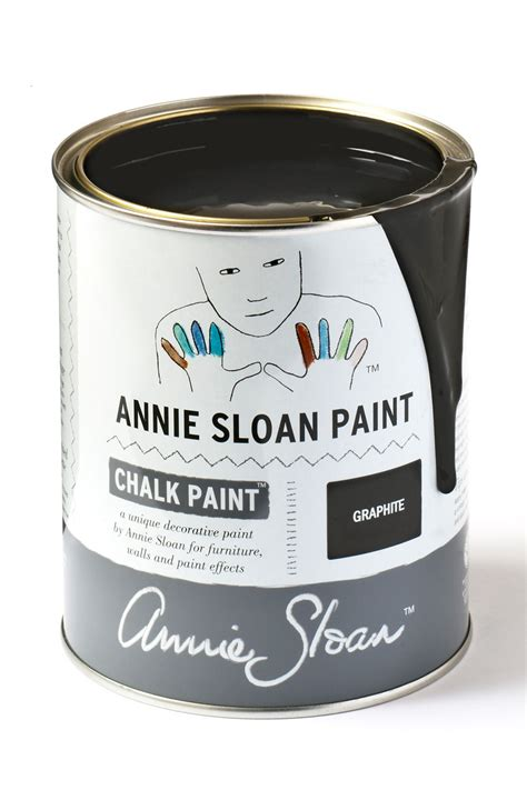 chalk paint locations graphite chalk paint by sloan 1 litre pot