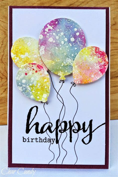 make handmade cards 25 best ideas about diy birthday cards on