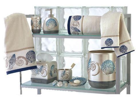 nautical bathroom accessories sets bamboo themed bathroom pottery barn theme