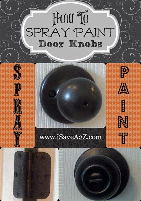 spray painting door knobs how to spray paint door knobs painting doors paint