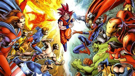 anime v comics vs anime
