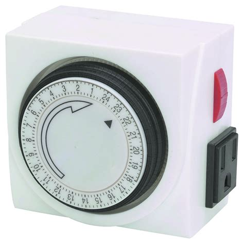 electric timer l and appliance timer