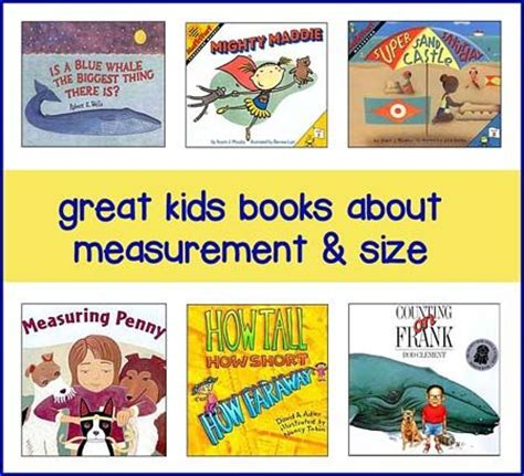 Great Books About Measurement And Size