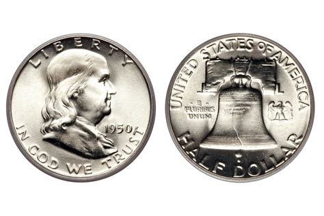 Home Decor Auction franklin half dollar values and prices