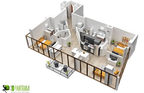 how to design a floor plan 3d floor plan design interactive 3d floor plan yantram