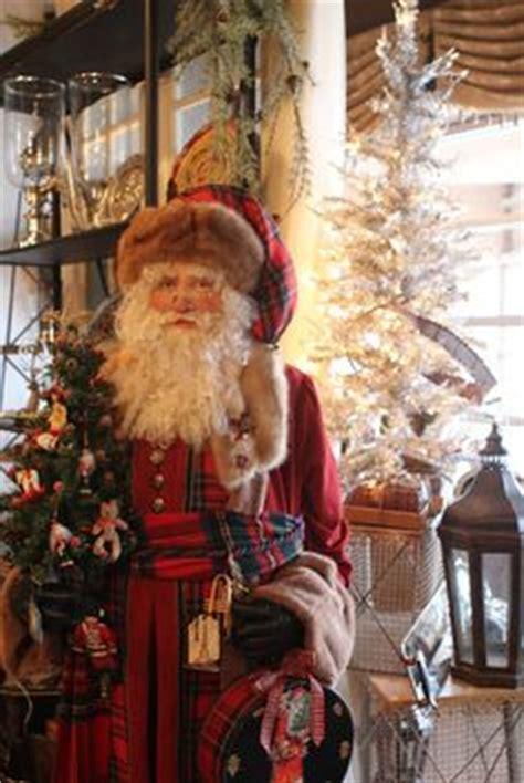 sized santa on nicholas