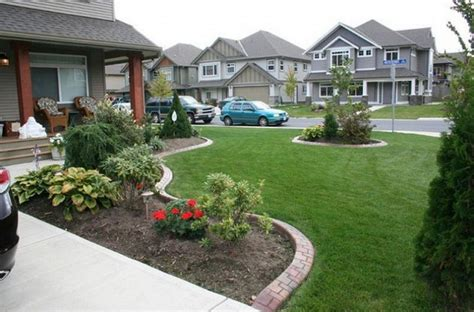 yard ideas front yard landscaping ideas easy to accomplish