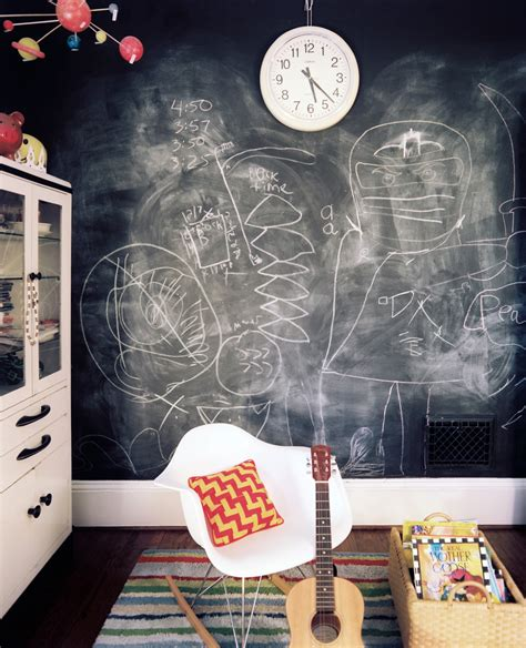 chalk paint plastic how to use chalkboard paint in your home family living