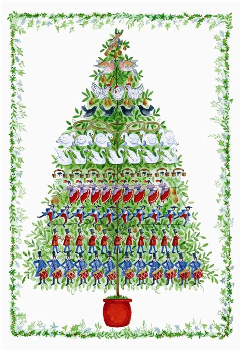 12 days of tree the historical dilettante those twelve days of