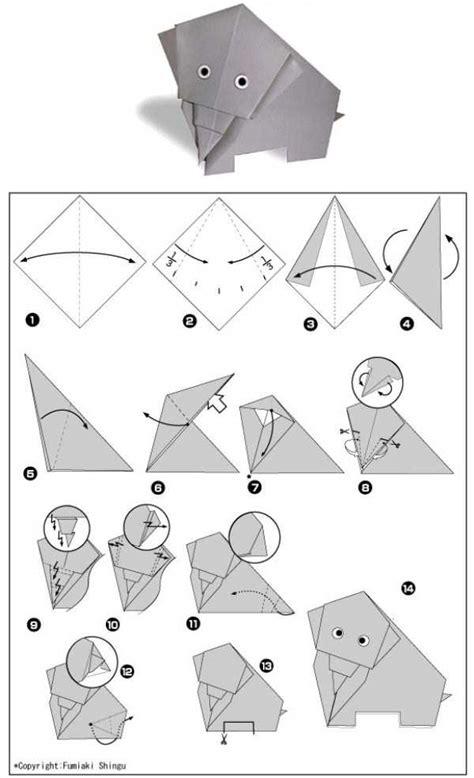 how to make origami figures easy origami figures comot