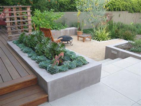 backyard planter ideas