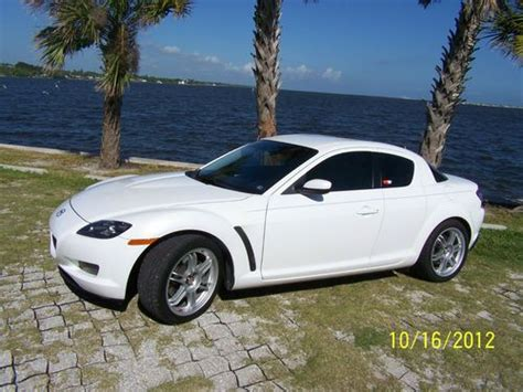 buy car manuals 2008 mazda rx 8 parking system sell used 2008 mazda rx 8 sport 6 speed in stuart florida united states