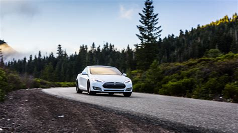 Tesla Car Distance by Tesla Model S Road Trip Can An Electric Car Do