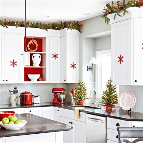 idea for kitchen decorations and white scandinavian town country living