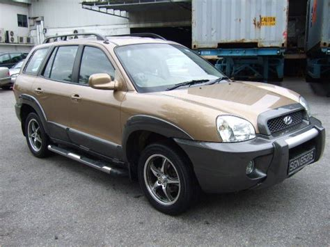Engine Check Light by 2002 Hyundai Santa Fe Pictures