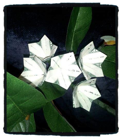 plumeria dollar origami plumeria money origami