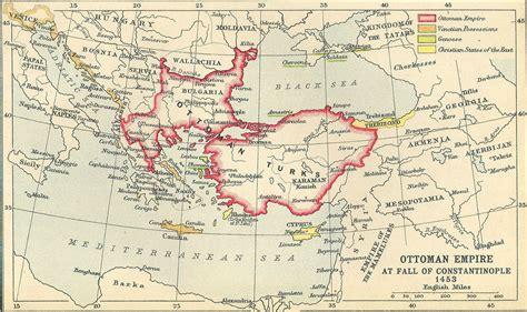 ottoman turks 1453 into constantinople goo