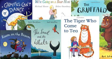 bestselling picture books win a collection of 6 bestselling children s books for
