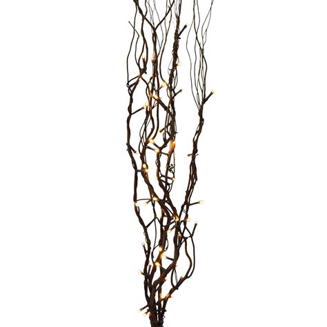 led lighted branches willow branches