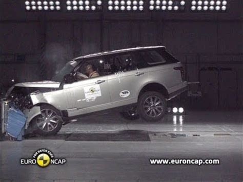Range Rover Crash Test Ratings by 2013 Range Rover Crash Test