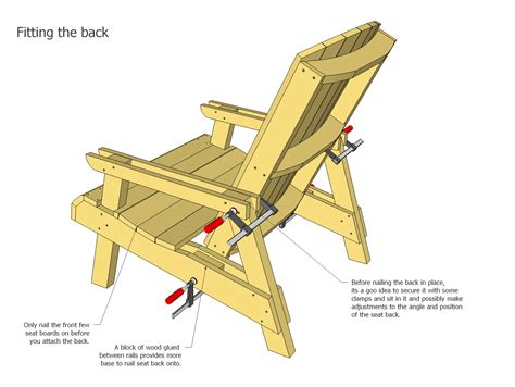 woodworking plans adirondack chair lawn chair plans